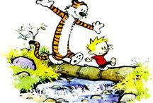 Calvin and Hobbes / by Carissa Case