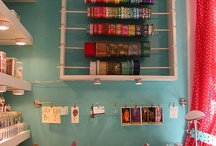 Craft Rooms / by Cassie Thompson