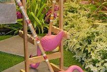 Outdoor fun / Games, parties, patio fun / by Boise Flower & Garden Show