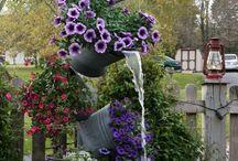 Gardening Ideas / by Charlene Clouser