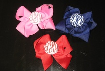 HairBows / by Tyla Dean-Soto