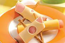 Kid snacks / by Myrna Kelley