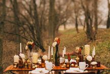 Fall Wedding Ideas / by MODwedding