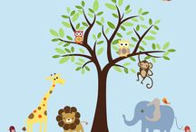 Safari Nursery / by Angela Hawks Payne