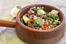 Salad Entrees / by Attune Foods