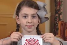 Crafting Videos / #Crafting Videos and #Jewish #Holiday #Crafts and #tutorials  / by Not 2 Shabbey