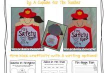 Fire safety / by Sandy Gierach