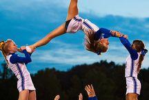 Cheerleading / by Renee Wanner Zafris