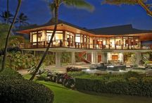 Hawaiian Homes / by Kylie Crawford