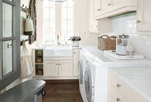 Laundry Rooms / by Denise Mancini