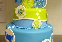 Khanh's Baby Shower Cake / by Jenn Hunt
