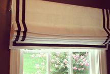 Window treatments / by Myra Small