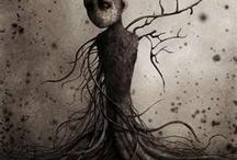dark / by Becky Altman