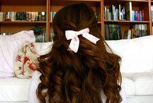 Hair / by Abbey McCrady