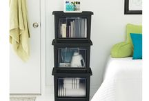 Dorm Organization / by Rubbermaid