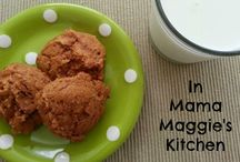 Pumpkin Recipes / All things yummy and pumpkins  / by Mama Maggie's Kitchen - Maggie Unzueta