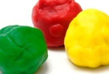 Play Dough Recipes and Ideas / Who knew there were so many ways to make play dough, and so many things to do WITH it? / by Sheryl @ Teaching 2 and 3 Year Olds