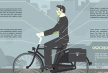 Bike Infographic we love / by PEdALED