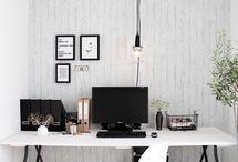 Office / by Courtney Bennett