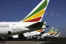 Ethiopian Airlines / by Eran Arlot