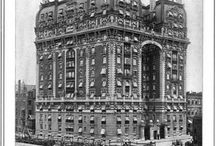 Historic Apartment Buildings / A collection of historic apartment buildings. / by Old Long Island/Beyond the Gilded Age