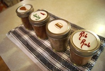 Mason Jar Gifts and Crafts / by Wendy Hammond
