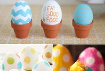 Holiday: Easter/Spring / by Lindsay Look At Your Wall LaPlant