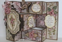 Card making and paper tutorials / Projects that are on my to do list someday. / by Judy Miller