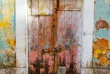 Puertas / by Sebastián Scavone