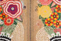 Textures & Patterns / by Karen Harrington
