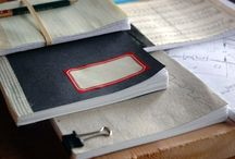 Notebooks-Journals-Bookbinding / by Connie Smith