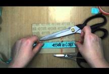 tutorials / by Christina Cox-Thorpe