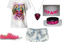 R5 Outfits / by R5 Family Pinterest