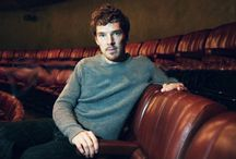 Benedict Cumberbatch *sigh* / Not much description needed. Just tons of pictures of Benedict Cumberbatch.  / by Dani Looney