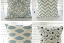 pillows / by Christiane