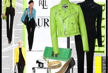 Style - Lime / by Cammie Hackney