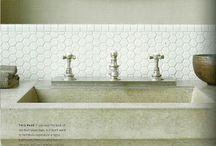 bathroom ideas / by Carrie Shryock (1canoe2)