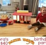 Birthday party for LG / by Stacey Hoffman