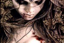 Gothic Art / by Dave Glenda Jones