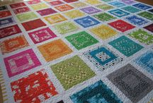 Sewing Projects - QUILTS / by Kellie Eldridge