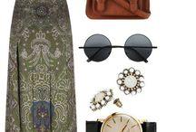 fashion/style / by Jennifer Gillard