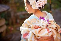 Kimono / All things beautifully Japanese / by LongLocks Boutique