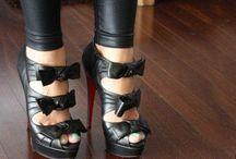 Shoe Love / by Jennifer Sedesse
