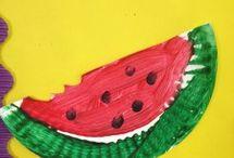 Children's crafts / by Teresa Harrison