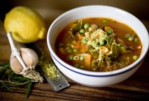 Eat: Soups and Stews / by Alex Dk