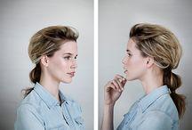 Anneke: Hair Tutorials / by Anneke Forbes