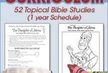 Teaching/Learning Bible / by Darla Zegart
