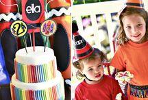 Little K birthday parties...after 1 / by Kristin Ketelhut Jones