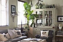 Home: Furniture & Decorating Styles / by Lisa Huff
