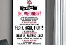 On Wisconsin! / by Colleen Althoff
